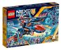 Nexo Knights Clays Blaster-Falke 70351