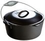 Dutch Oven Cast Iron Topf 5 l