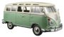 VW Samba Bus 1:25