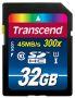 microSDHC Class 10 UHS-I 300x Premium 32GB (TS32GUSDCU1)