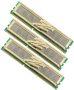 DDR3 PC3-10666 Gold 3GB LV Triple Ch. Kit