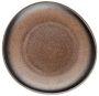 Junto Bronze Teller flach 16 cm
