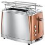 Luna Copper Accents Toaster 24290-56