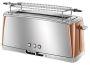 Luna Copper Accents Toaster 24310-56