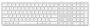 Aluminum Wired Keyboard