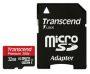 microSDHC Class 10 UHS-I 300x Premium 32GB (TS32GUSDU1)