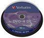 DVD+R DL 8,5 GB 8x 10er 43666