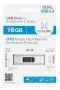 Pro OTG Dual USB 3.0 16GB